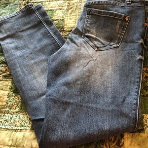 INC International Concepts Skinny Curvy Jeans 10